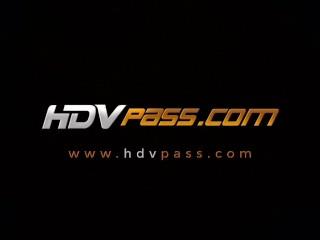 HDVPass Sammy Grand gets fucked hard in school hallway