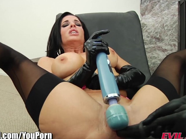 Latina Solo Anal Squirt