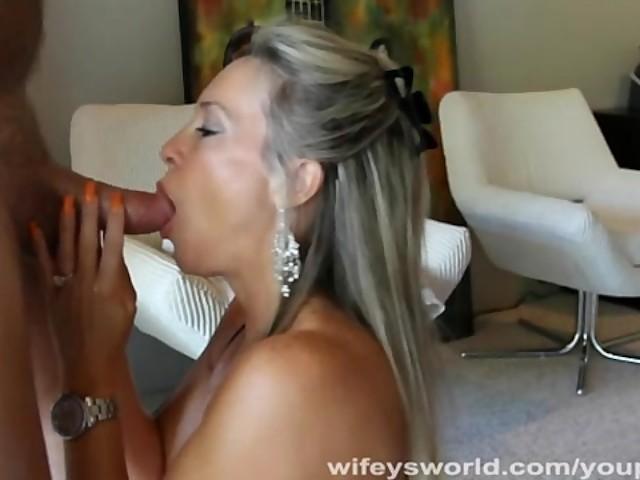 Wife S Best Friend Blowjob