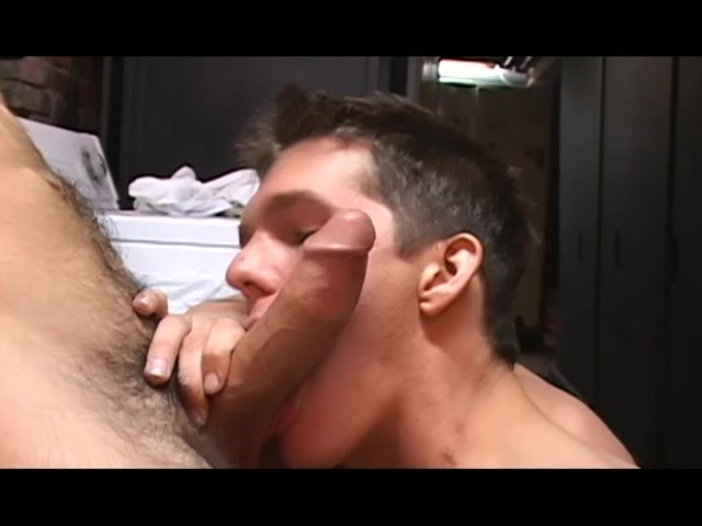Straight Guys Cumming Inside