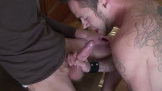 Gay ass fucking and cock sucking - Factory Video