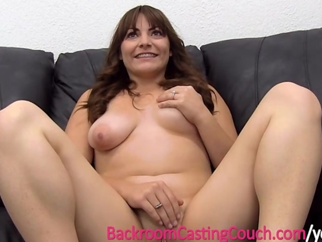 Big Tit Backroom Casting Couch