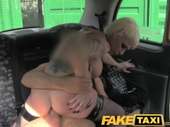 FakeTaxi Spanish blonde with...