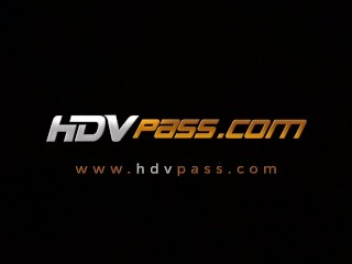 HDVPass Hottie Kelly Divine rides cock with her huge ass