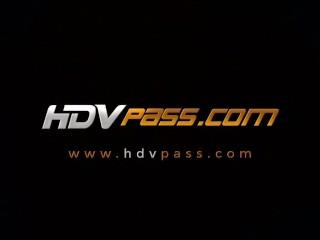 HDVPass Sara Jay and Lisa Sparxxx Tag Team a Lucky Guy