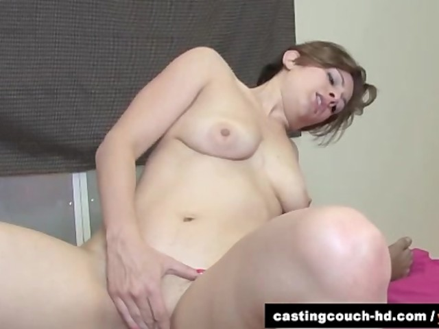 Casting Couch Huge Tits
