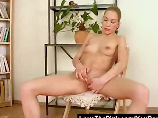 Sue Fingers And Dildos Her Wet Pussy