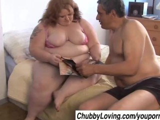 Ruby is a beautiful big tits BBW babe who loves to fuck