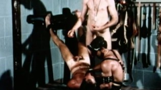 Classic 1974 BDSM Film BORN TO RAISE HELL