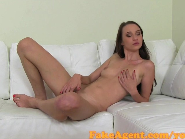 Hot Brunette Big Tits Orgasm
