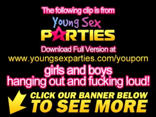 Young Sex Parties - Swinger dreams come true