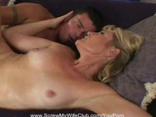 The Swinger Experience Presents Another Blonde Swinger Join The Club