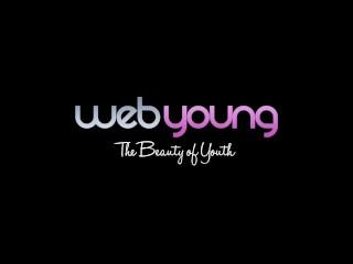 Brunette/lesbian leads hot webyoung yoga