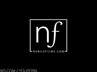 Nubile Films - Body shaking orgasm times two