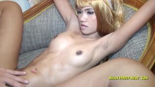 Asian Street Meat XXX  Gorgeous Girl In Slutwear 3