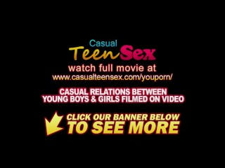 Casual Teen Sex - Casual sex with my neighbor
