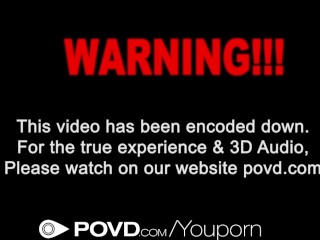 HD - POVD Thight pussy fucking for exotic girl