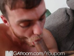Picture HD - GayRoom Cute guy get fucked by a straig...