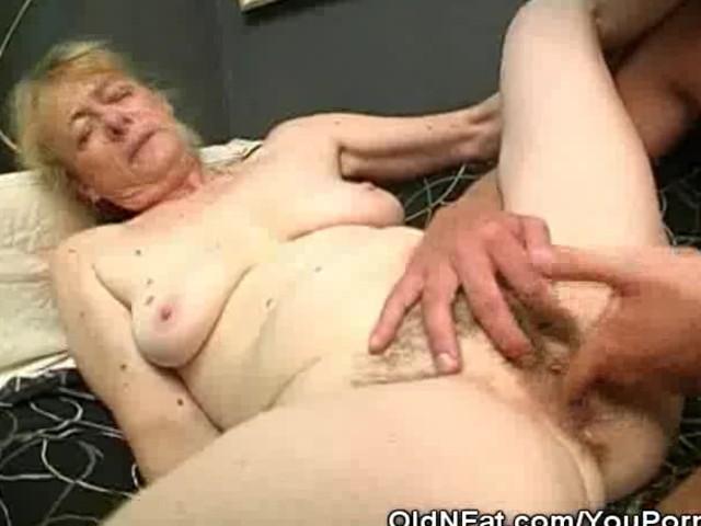 German Hairy Pussy Fuck