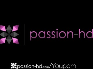 HD - Passion-HD Sexy petite girl takes it in the ass