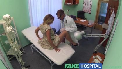 Anal fake hospital Cute Teen