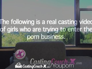 Funny/castingcouch x the right hd foster