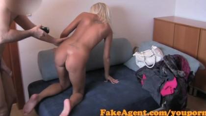 amateur mature blonde anal