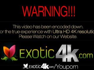 4K - Exotic4K Hot ebony Anya Ivy fucked by big cock