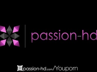HD - Passion HD Breanne Benson takes dick in her drenched pussy