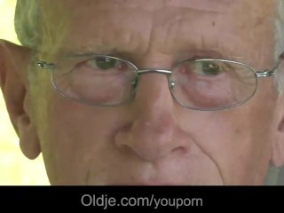 Olandyoung/oldman edit to nasty blonde