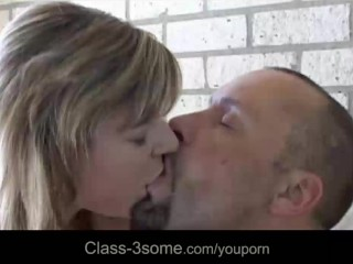 Horny slut blondes suck and fuck like nymphos