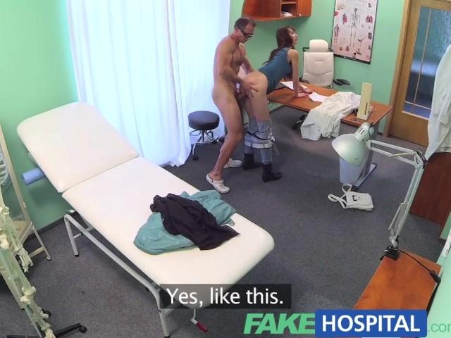 Real Nurse Hospital Amateur