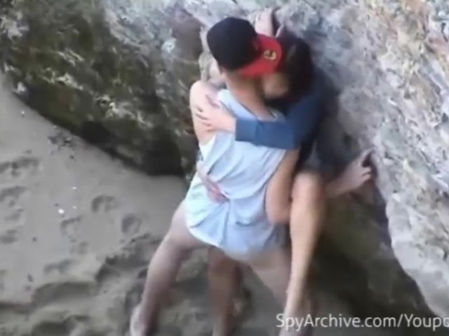 Indian Couples Having Sex In Beatch