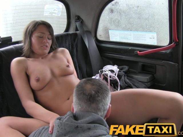 Fake Taxi Female Driver