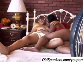 Old/is a who milf black