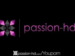 HD - Passion-HD Cute Dakota Skye has honey dripped on her sweet pussy