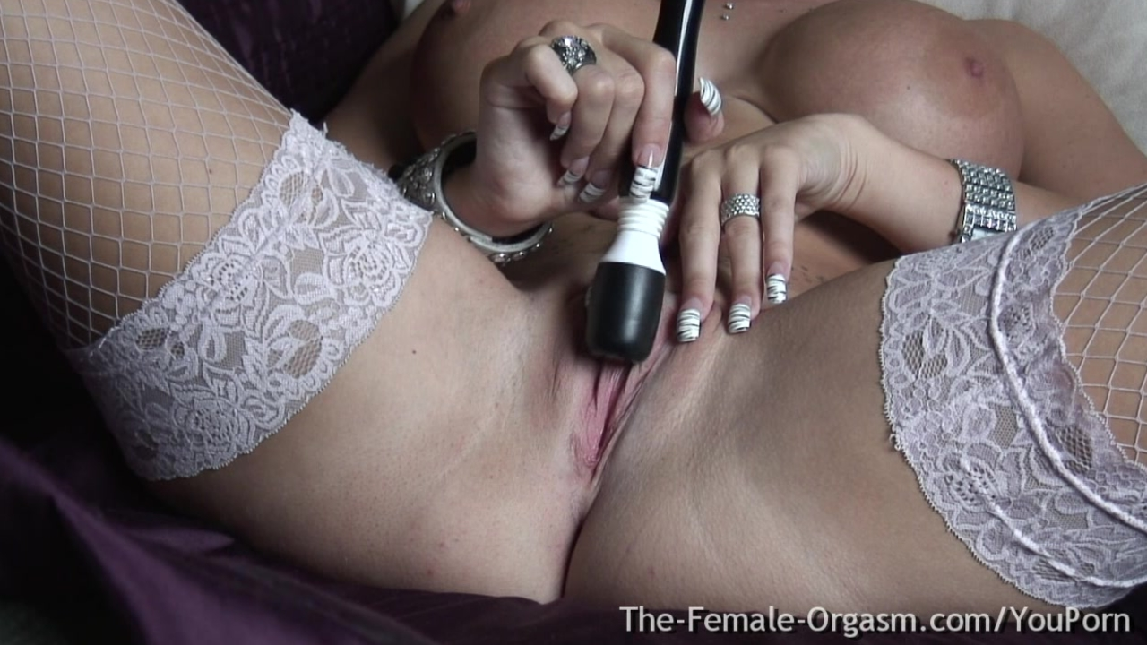Long real orgasm
