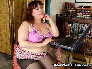 Bbw/milf/horny hot online porn and