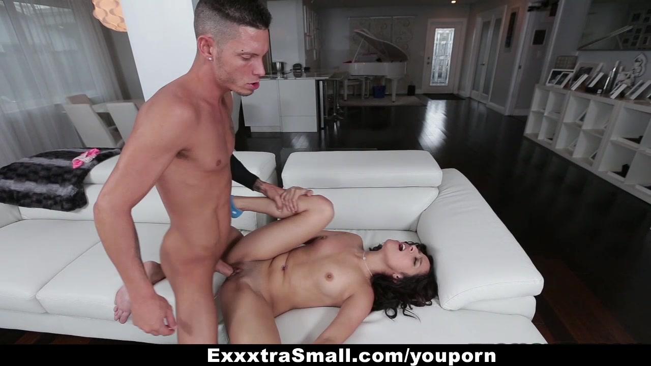 Sucking off a stranger