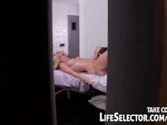Picture Honeymoon vacation turns into a threesome se