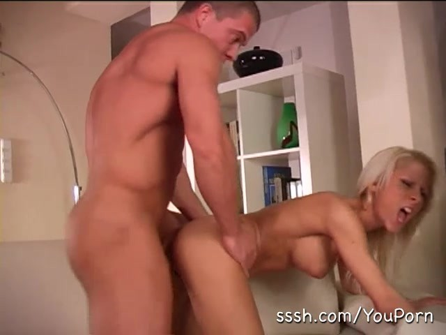Bent Over Getting Fucked
