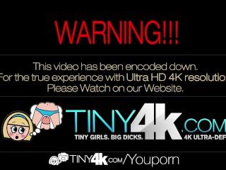 4K Tiny4K - Tiny Dakota Skye fucked in every hole