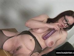 Picture Big Tits Donna Office Fun