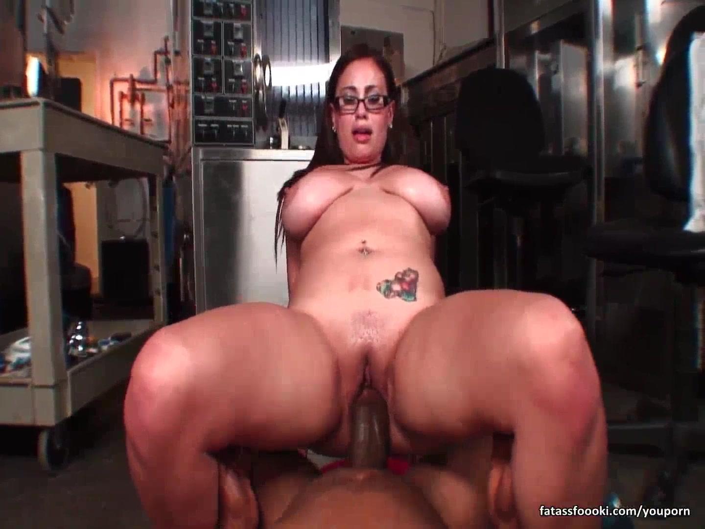 Latina bbw black dick