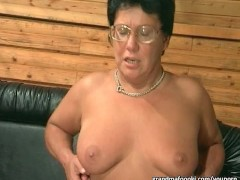 Picture Fat grannies having hot group sex