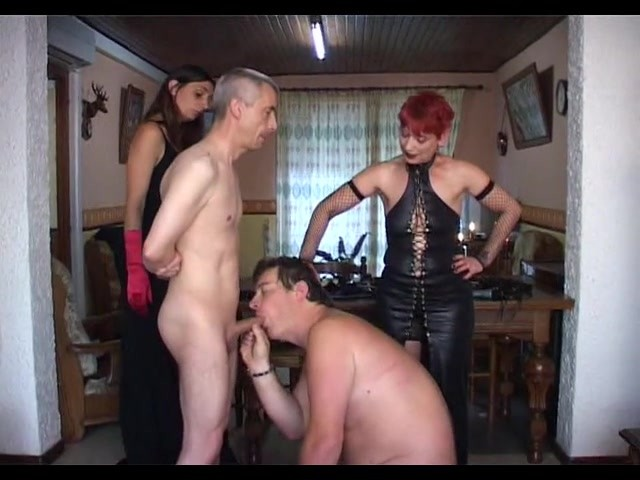 Slaves sucking