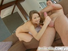 Picture Ass Traffic Petite Young Girl 18+ loves it i...