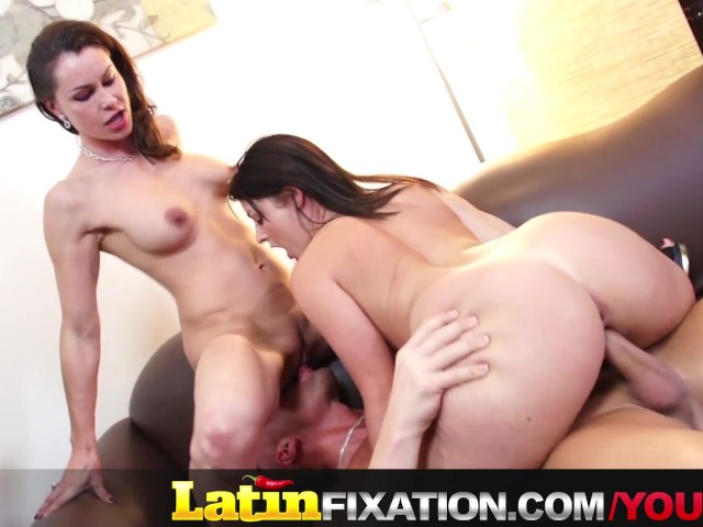 Sophie dee threesome