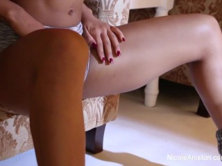Nicole Aniston Fucks A Hot Brunette
