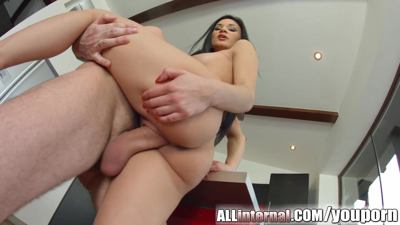 All internal czech cutie gets her pussy fucked full off cum 10
